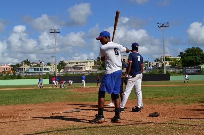 Baseball at La Romana
