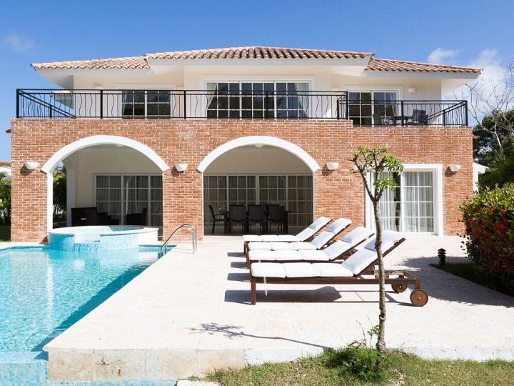 Casa Bonita in Punta Cana - www.palmeravillas.com