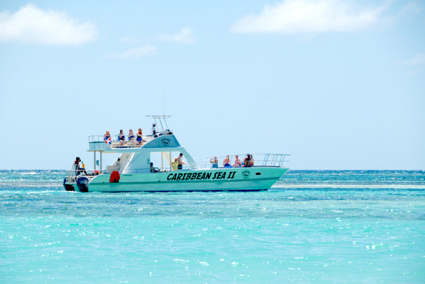 Caribbean Sea Catamaran