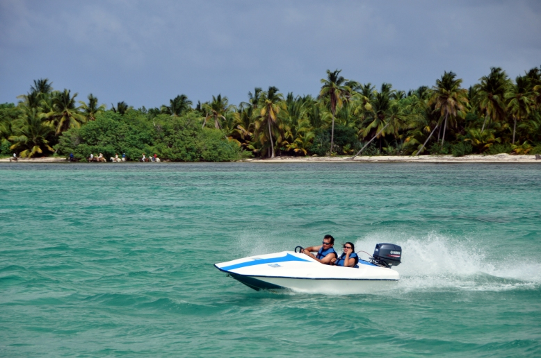 Bavaro Splash Speedboats