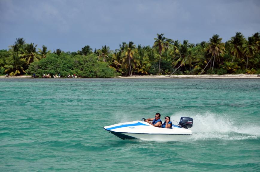 Bavaro Splash Speedboats