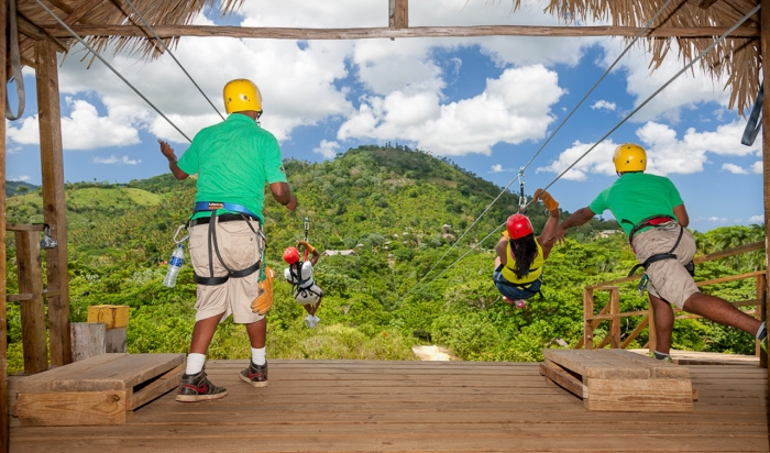 Zip Lines in Punta Cana