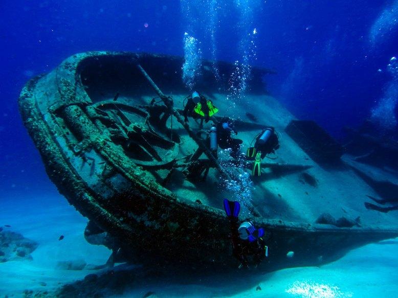 Wreck-Dive