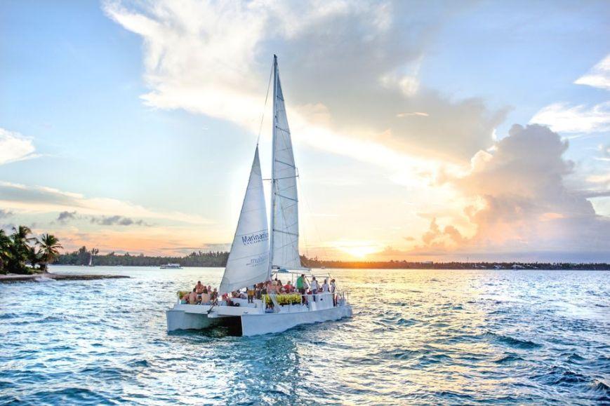 Happy Hour Sunset Cruise Punta Cana