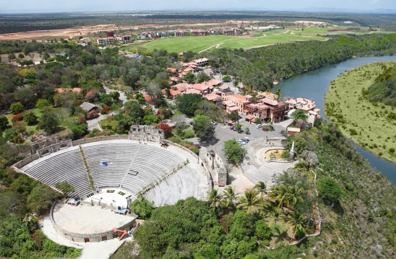 Hispaniola Explorer VIP Altos de chavo Amphitheatre