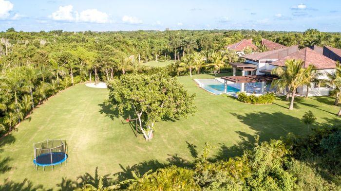 Villa Hermosa in Casa de Campo - www.palmeravillas.com