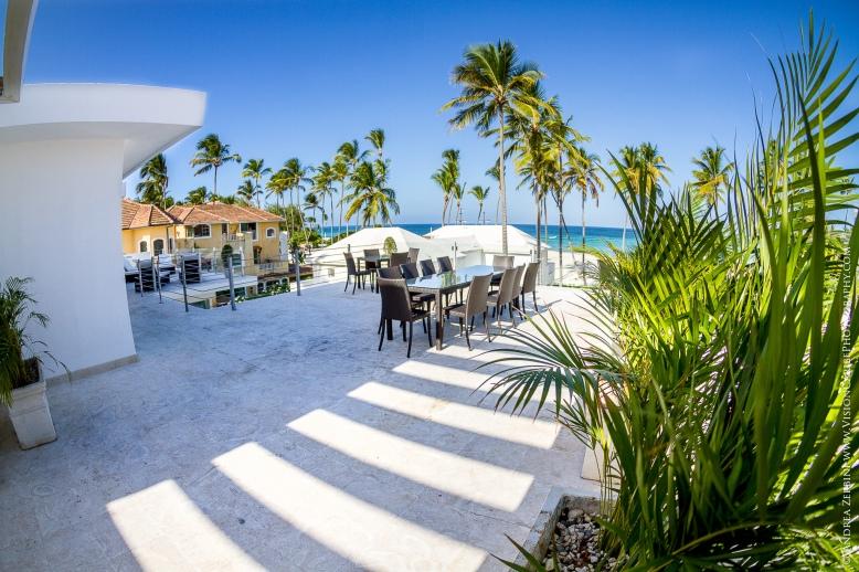 Villa Pandora in Punta Cana - www.palmeravillas.com
