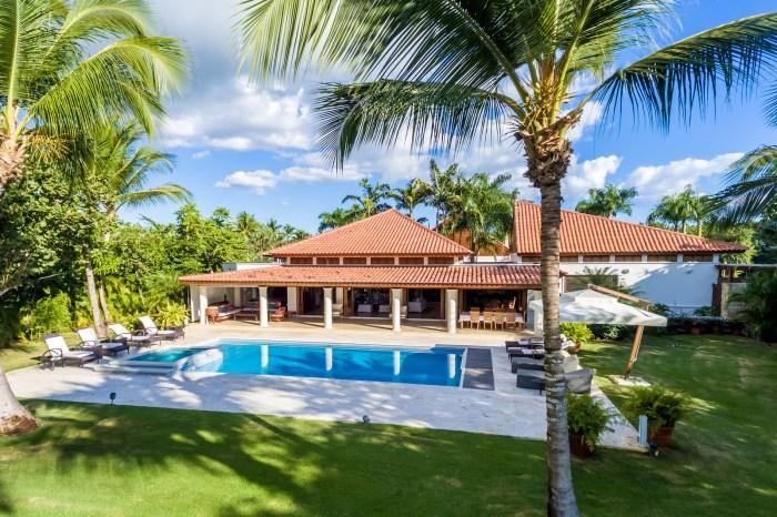 Villa Ingenio 9 in Casa de Campo - www.palmeravillas.com