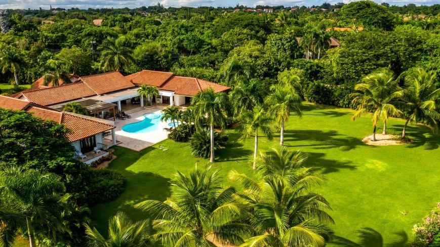 VILLA MANGOS 11 CASA DE CAMPO DOMINICAN REPUBLIC
