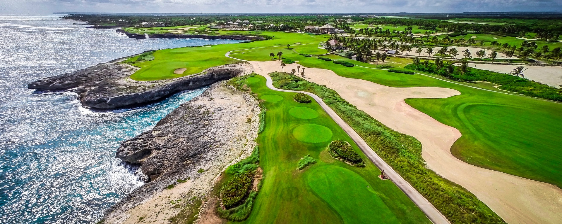 CORALES GOLF COURSE PUNTA CANA