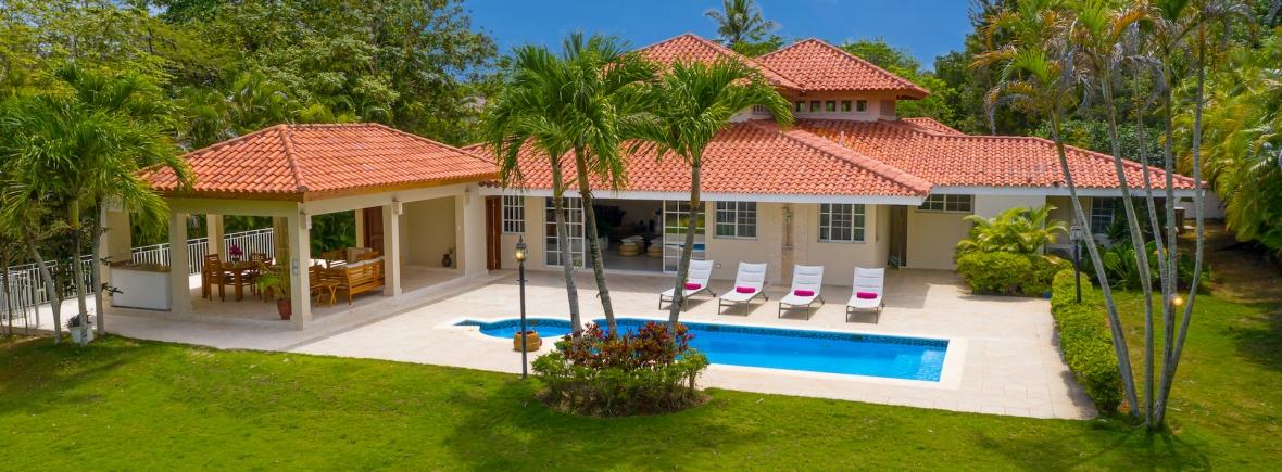 VILLA VIVERO 24 CASA DE CAMPO DOMINICAN REPUBLIC