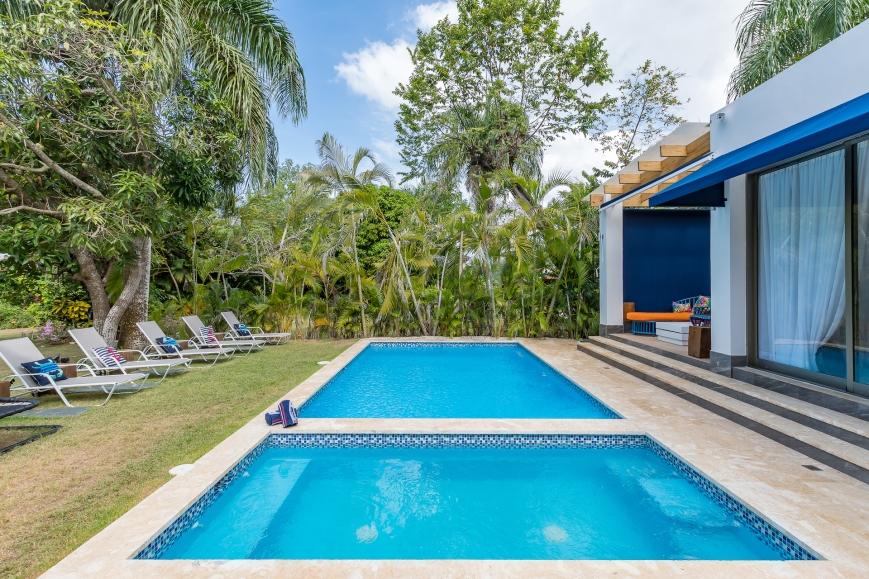 VILLA VANESSA CASA DE CAMPO DOMINICAN REPUBLIC