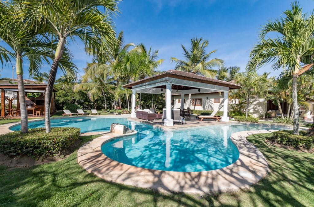 VILLA WYSS PUNTA CANA DOMINICAN REPUBLIC