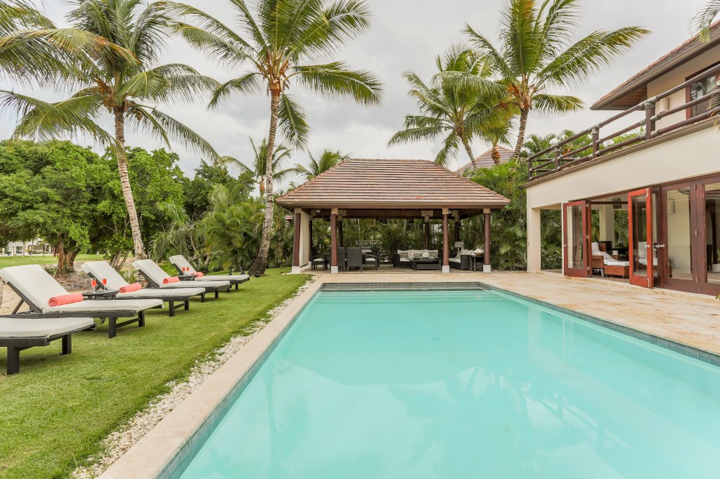 VILLA KARMA VACATION RENTAL PUNTA CANA DOMINICAN REPUBLIC