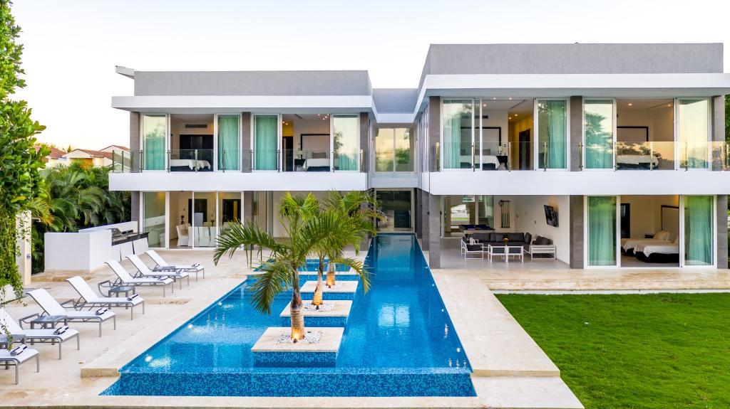 Villa Palma Vacation Rental Punta Cana Dominican Republic