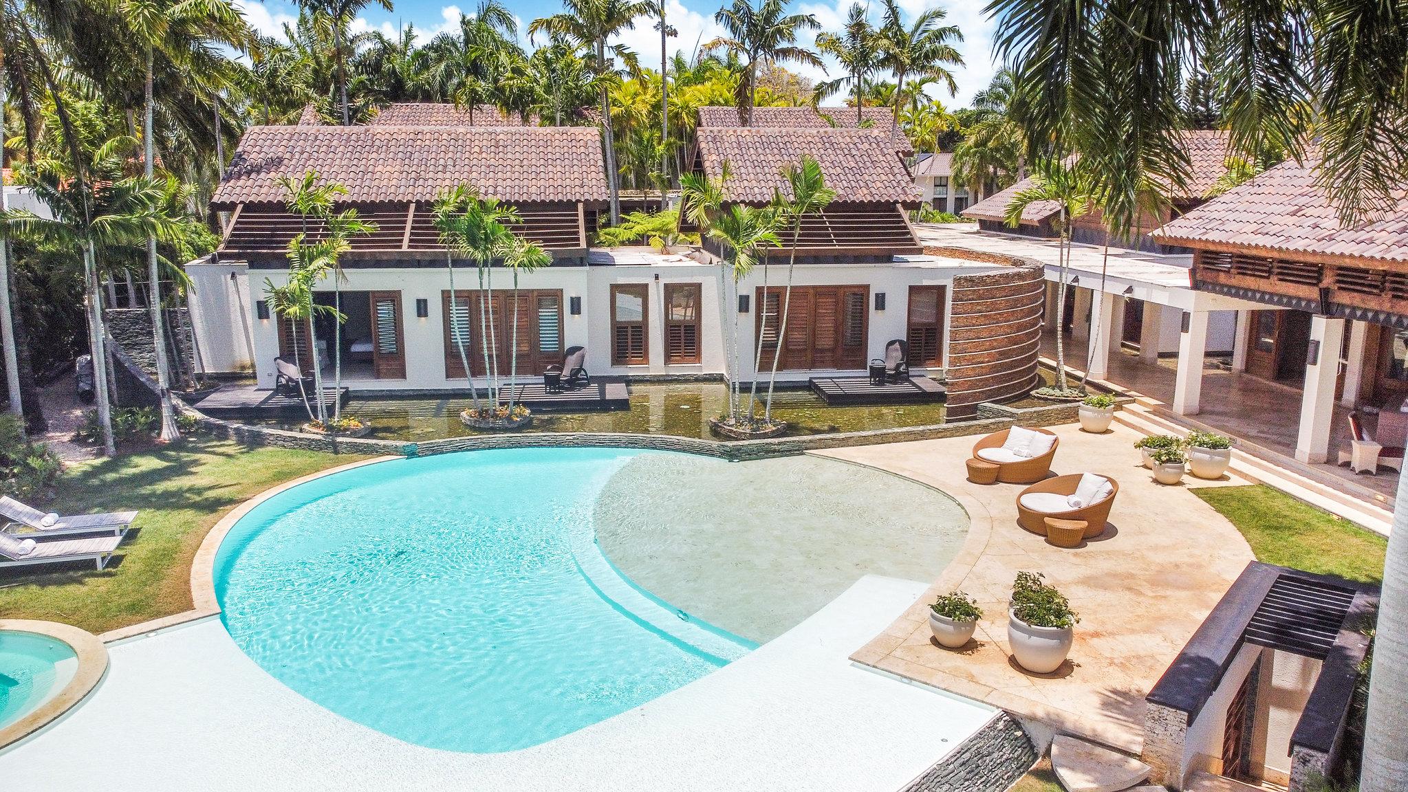 Las Palmas 22 Vacation Rental Casa de Campo Dominican Republic